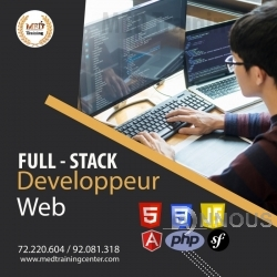 Formation Full-stack